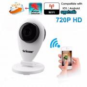 Смарт IP камера за мониторинг на складови помещения, детски стаи и др. Android и IOS