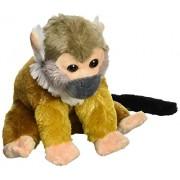 "Wild Republic Squirrel CK-Mini Monkey 8"" Plush"