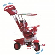 smarTrike tricicletă Fisher-Price 1570533 Royal Red