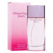 Clinique Happy Heart eau de parfum 100 ml donna