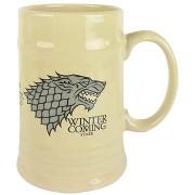 Game Of Thrones - House Stark - bézs korsó