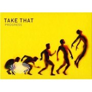 Video Delta Take That - Progress: Special Limited Edition - CD