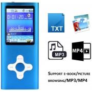 EH Pantalla 1.8 pulgadas reproductor de MP4 incorporado en 16GB