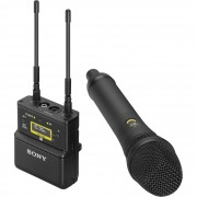 Sony UWP-D22 Camera-Mount Wireless Cardioid Handheld Microphone System