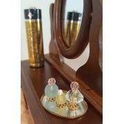 Set sticlute parfum - miniaturi papusi
