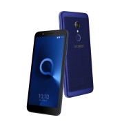 Alcatel 1C, Blue Metallic, NOU
