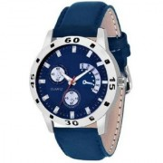 I DAVIS SUPER COOL SOBER LOOK ANALONG WATCH FOR MEN WITH 6 MONTH WARRENTY