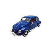 1955 Volkswagen Kafer (Fusca) 1/18 Infantil Burago Azul