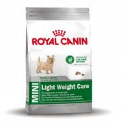 Royal Canin Mini Light Weight Care pour chien 8 kg