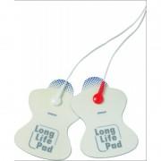 Omron Electrode Longue Durée pour TENS OMRON (E4/E2)