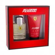 Ferrari Scuderia Ferrari Red set cadou apa de toaleta 75 ml + gel de dus 150 ml pentru bărbați