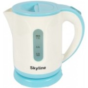Skyline VTL-5010 Electric Kettle(1.2 L, BLUEIIWHITE)