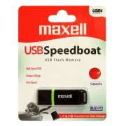 Maxell 32GB Speedboat USB 3.1 Black