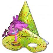 Party csomag - világos zöld