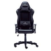 Silla Gaming Yeyian Reclinable Cadira 1150 negro 4D Poliuretano YAR-9863N