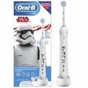 Oral-B ORAL B PRO ESCOVA ELECTRICA JUNIOR STAR WARS 6 ANOS+,