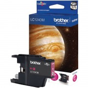 Brother Original Tintenpatrone LC1240M, magenta