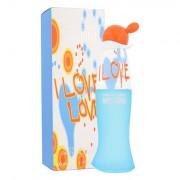 Moschino Cheap And Chic I Love Love eau de toilette 50 ml donna