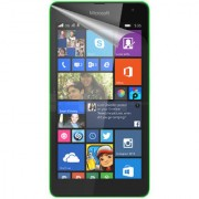 Snooky Ultimate Anti Shock Screen Guard Protector For Microsoft Lumia 535