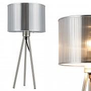 [lux.pro]® Elegantná stolová lampa – nočná lampa - Berlin / 1 x E14