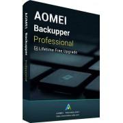 AOMEI Backupper Professional + Free Lifetime Upgrades Key Global