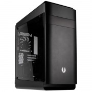 BitFenix Shogun Midi-Tower, Tempered Glass - schwarz Window