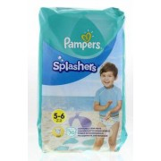 Pampers Splashers S5 carrypack 10st