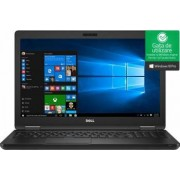 Laptop Dell Latitude 5590 Intel Core Kaby Lake R (8th Gen) i5-8350U 512GB 16GB Win10 Pro FullHD Tast. ilum. FPR