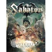 Video Delta SABATON - HEROES ON TOUR - Blu-Ray