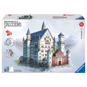 Puzzle 3D - Castelul Neuschwanstein, 216 piese