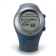 Garmin - Forerunner 405 CX - Montre GPS - Ecran tactile - Cardio fréquencemètre - Etanche - Bleu