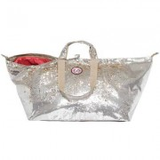 All-time favourites Logo Shopper Swining Sequins Gold Silver