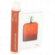 Jaguar Classic Red Vial (Sample) 0.05 oz / 1.48 mL Men's Fragrances 533539