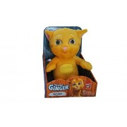 Talking Tom and Friends Talking Friends Interactive Talk Back Ginger Plush (11)