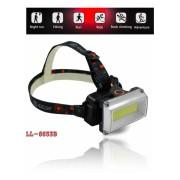 Lanterna De Cap MRG RGB MLL-6653B Lumina Alba Rosu Verde