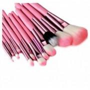 Set 12 pensule machiaj Cosmetic - Make-up Profesional