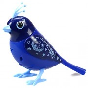 Silverlit Digi Birds with Whistle Ring, Dark Blue