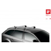 Thule WingBar Edge Fixp. & Flush Rail 81,6 cm pentru bare longitudinale integrate