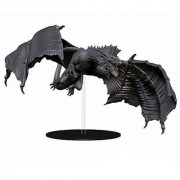 Dungeons & Dragons - D&D Fantasy Miniatures - Icons of the Realms: Elemental Evil Promo Figure - Silver Dragon