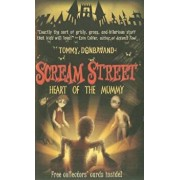 Scream Street: Heart of the Mummy 'With Collectors' Cards', Paperback/Tommy Donbavand