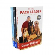 Hodder Cesar Millan 3 Books Collection (How to Raise the Perfect Dog, Cesar's Way, Be the Pack Leader) - Non Fiction - Paperback