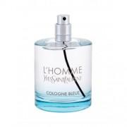 Yves Saint Laurent L´Homme Cologne Bleue eau de toilette 100 ml ТЕСТЕР за мъже