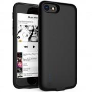 Husa Baterie Ultraslim iPhone 7/iPhone 8, iUni Joyroom 2800mAh, Black