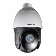 Camera de supraveghere Hikvision IP Speed Dome, DS-2DE4415IW-DE 4MP 4MP@30fps, optical zoom 15x, Color 0.005Lux, 120dB WDR, H265+, IR 100m, IP66, Audio I/O: 1/1, 12 VDC MAX18W POE+, Pan Preset Speed: 80o/s Titl Preset Speed: 80o/s, 1/2.5 CMOS sensors