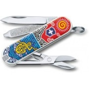 Victorinox Classic - New Zealand - Limited Edition 2018 Swiss Army Knife(Blue)