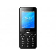 "AEG Mobiltelefon AEG M1250 2.4 "" Svart"