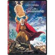 The Ten Commandments DVD 2 Discuri 1956