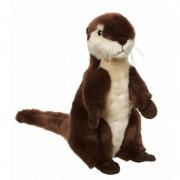 Nature Plush Planet Otter knuffeldier 28 cm - Knuffel zeedieren