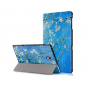 Alogy Etui Alogy Book Cover do Galaxy Tab A 10.5 T590/ T595 Kwitnący migdałowiec (van Gogh) + Szkło