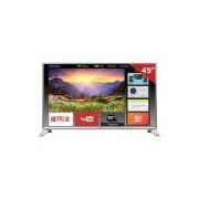 Smart TV LED 49 TC-49ES630B Panasonic, Full HD HDMI USB e Wireless Media